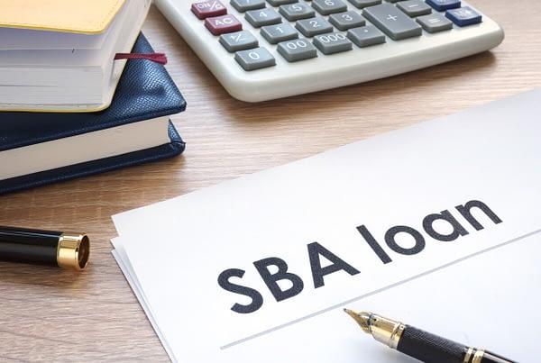 SBA loan Online